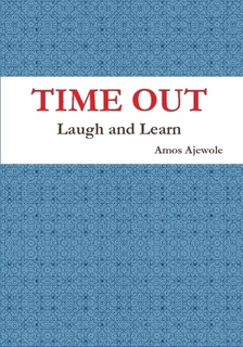 Book by Amos. Time out. Motivational book